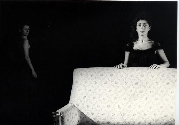 Marie-Laure Denoyel et Isabelle Luccioni.