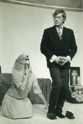 Manuela de Freitas et Jean-Pierre Tailhade