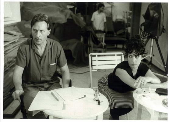 Jean-Pierre Tailhade et Fernanda Neves.