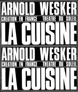 """La Cuisine"